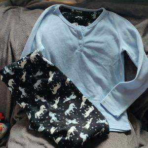 Women's 2 piece pajamas